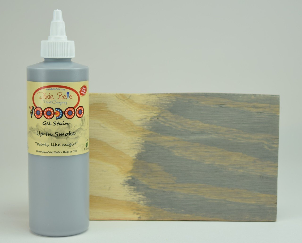Dixie Belle Paint Company Voodoo Gel Stain (Up in Smoke)