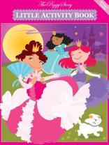 The Piggy Story 'Enchanted Princesses' Little Activity Booklet for Kids on The Go