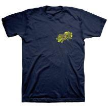 Cherished Girl Women's Buttercup T-Shirt - Navy -
