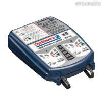 Tecmate, x2, 12V Optimate 3 Dual Bank, TM-451, 7-Step 2x12V 0.8A Sealed Battery Saving Charger & maintainer