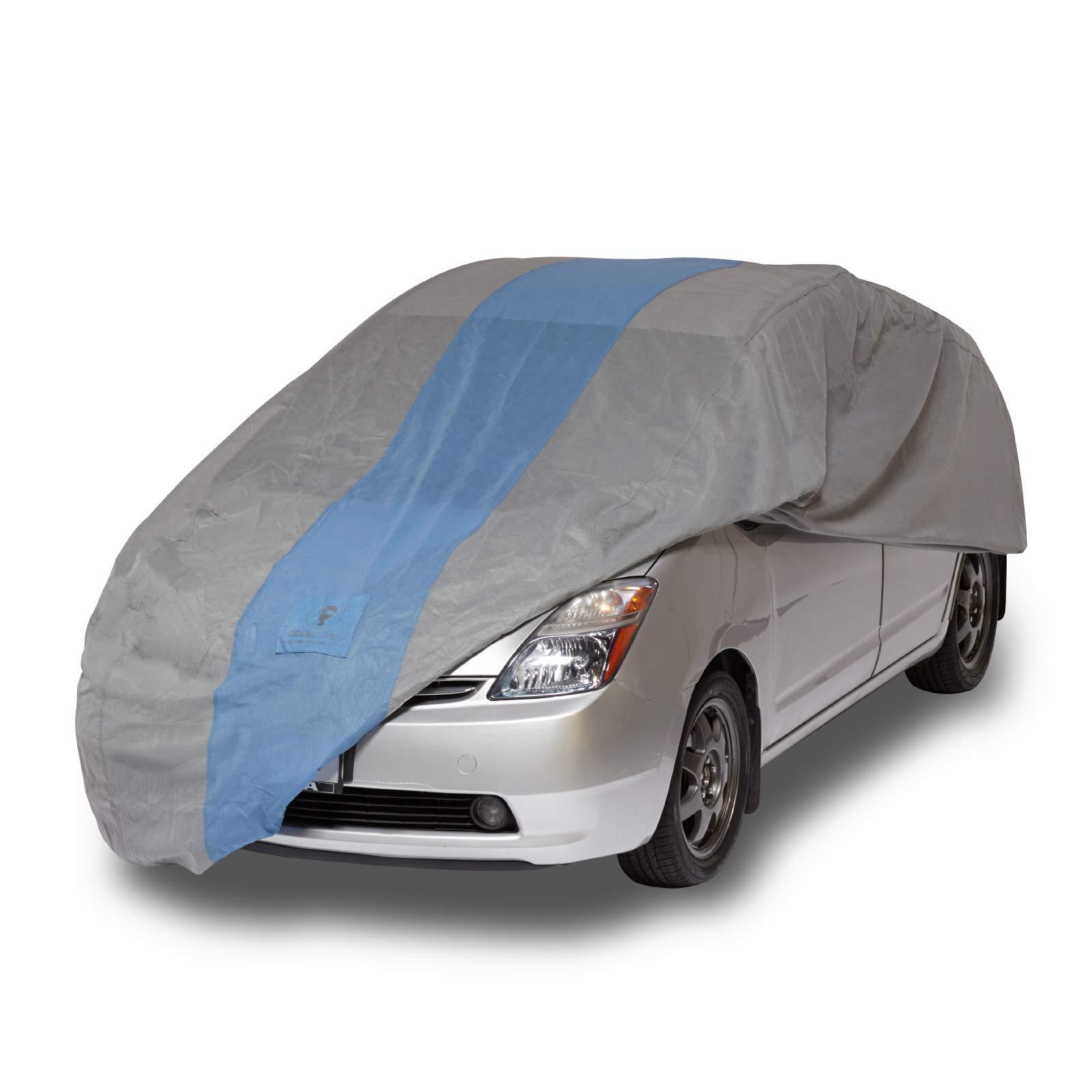 """Duck Covers Defender Hatchback Car Cover for Hatchbacks up to 13' 5"""""""