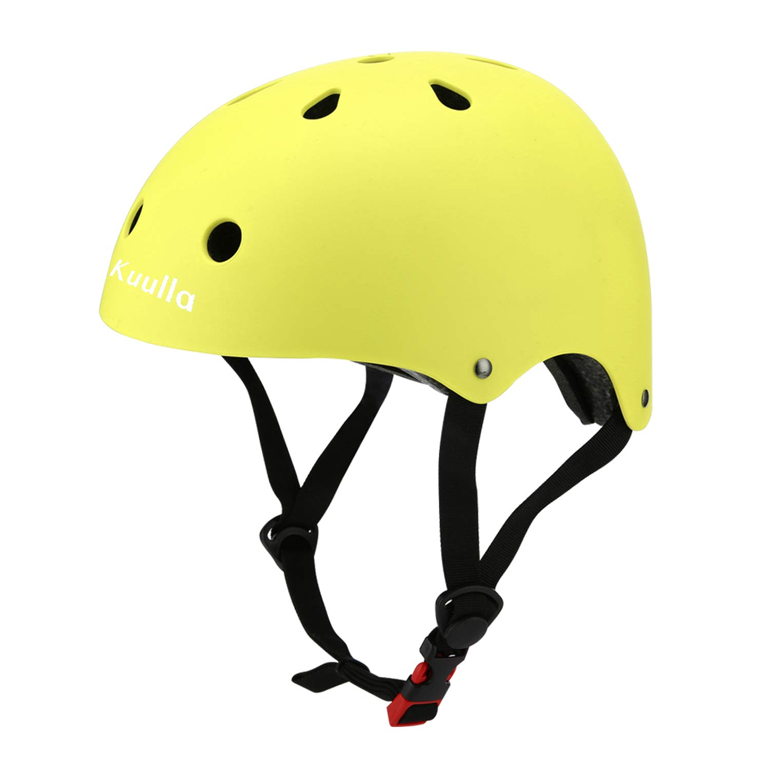 Yellow-Green 3 to 8 Years Old Kuulla Kids Toddler Protective Gear Set