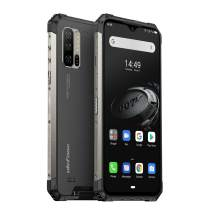 """Ulefone Armor 7E Rugged Cell Phones Unlocked, IP68 Waterproof Smartphone, 48MP+2MP+2MP Triple Rear Camera, 4GB+128GB Octa-Core 6.3"""" FHD+ Screen Android 9.0 5500mAh Battery Dual 4G LTE Rugged Phone"""