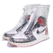 VXAR Rain Shoe Cover Waterproof Transparent1 L
