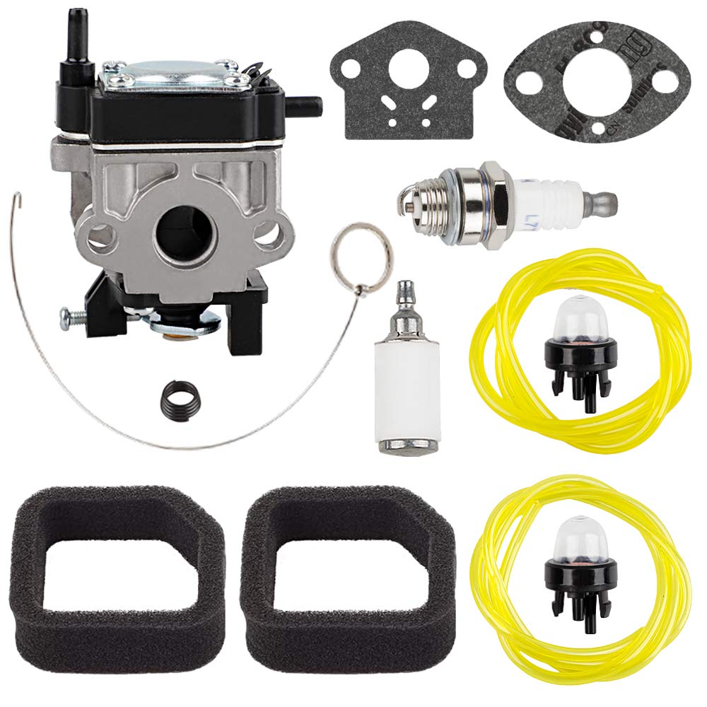 308480001 Carburetor Tune Up Kit for Toro 51944 51945 51946 51947 51948 51952 51954 51955 51956 51957 51958 51972 51974 51975 51976 51977 51978 51998 51984 String Trimmer Replace WYC-7 WYC-7-1