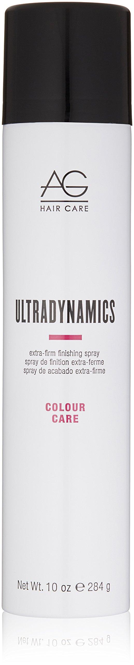 AG Hair Colour Care Ultradynamics Extra-Firm Finishing Spray, 10 oz