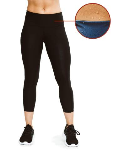 Women Men FAJAS Neoprene Yoga Slimmer Sauna Pants Shaper Thermo Sweat Shapewear
