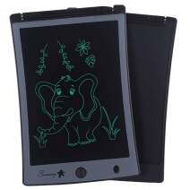 Sunany LCD Writing Tablet 8.5-Inch Toddler Doodle Board Drawing Pad, Electronic Drawing Tablet with Lock Function, Educational and Learning Toys for Kids at Home and School (Black)