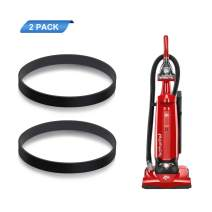 LANMU Belts for Dirt Devil Featherlite/Powerlite/Swivel Glide/Power Max Pet Upright Vacuum Cleaners, Replacement Belt Style 4/5, Part Number 3720310001 (2 Pack)