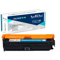LCL Remanufactured Toner Cartridge Replacement for HP 307A CE741A CP5225 CP5225n CP5225dn (1-Pack Cyan)