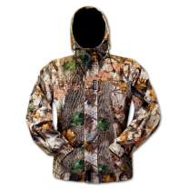 Rivers West Youth Waterproof Windproof Camouflauge Hunting Gear - Pioneer Jacket Jr