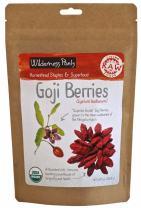 Wilderness Poets Organic Raw Goji Berries, 8 Ounce