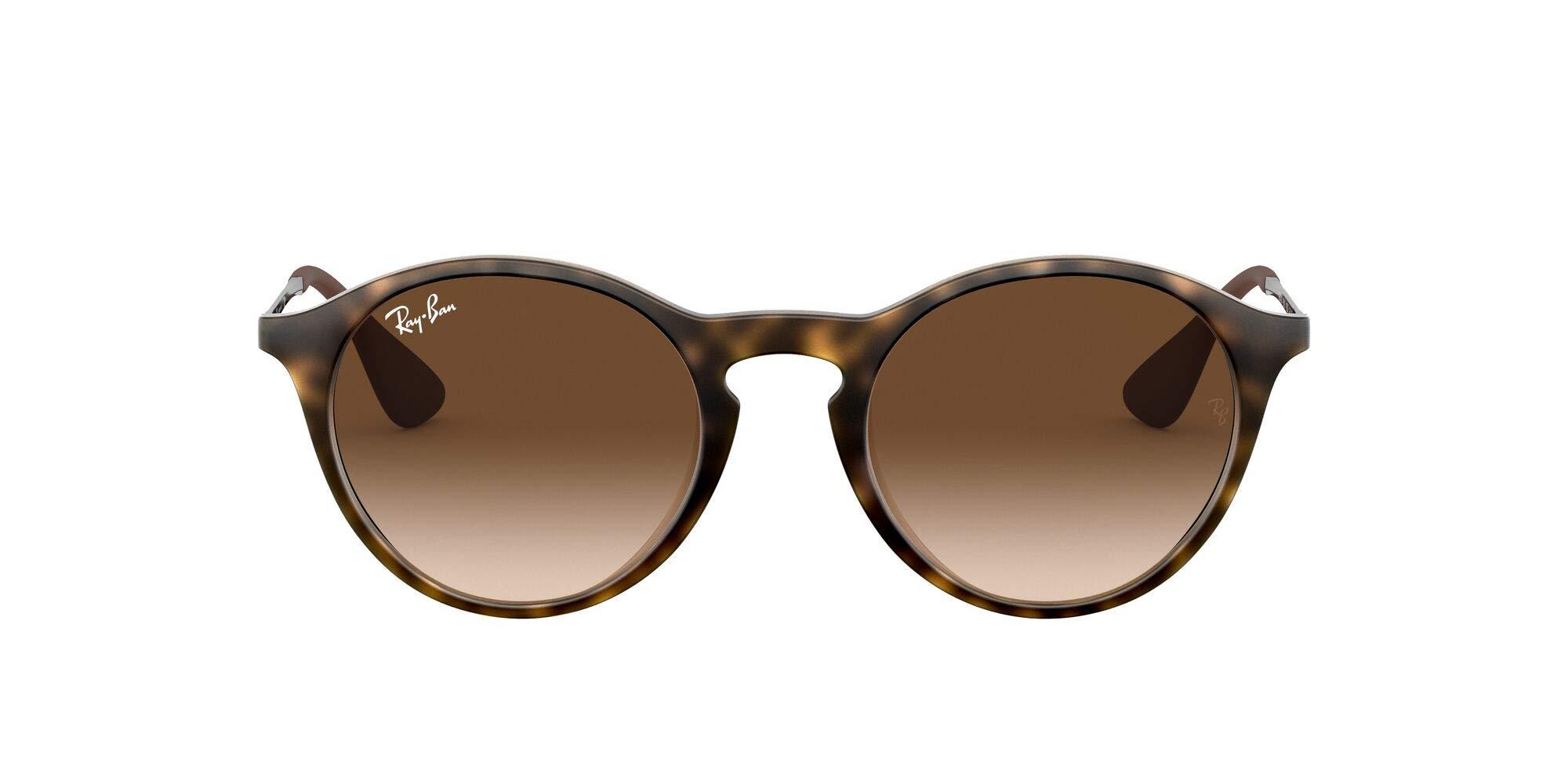 Ray-Ban unisex-adult Rb4243 Round Sunglasses Round Sunglasses