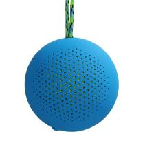 BOOMPODS ROKPOD Portable Bluetooth Speakers - Waterproof & Wireless Speaker with Shower Hook, Works with iPhone and Other Smartphones - Great for Outdoor Use at The Beach, Pool, or Camping