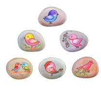 Bird Fridge Magnets Refrigerator Decorative Cute Birds Magnet for Whiteboards Office Lockers Cabinet Lovely Gifts for Kids Toddlers and Adults