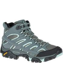 Merrell Women's Moab 2 Mid GTX Hiking Boot, Sedona Sage, 5.5 W US