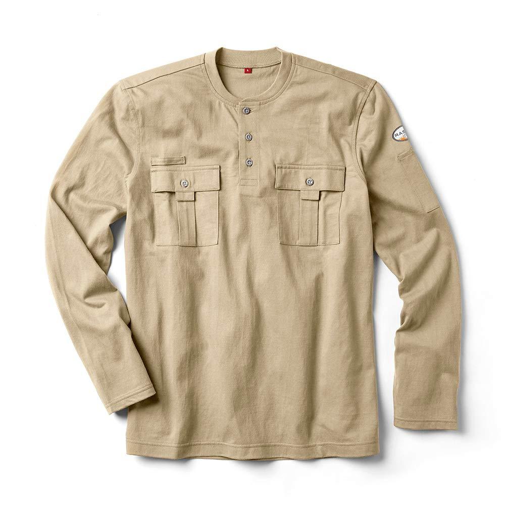 Rasco FR Khaki Utility T-Shirt