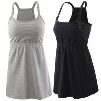 Topwhere Pregnancy Breastfeeding Shirt, Maternity Nursing Top Sleep Cami Women Basic Vest