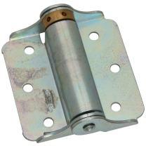 "National Hardware N115-055 125 Adjustable Spring Hinges in Zinc, 3"", 2 piece"