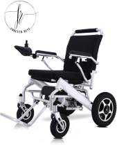EZ-Pro Rider FDA and Aviation Approved Electric Powerful Dual 500 Watts Motorized Easy Foldable Lightweight Scooter Wheelchair