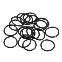 uxcell O-Rings Nitrile Rubber, 16mm Inner Diameter, 19.6mm OD, 1.8mm Width, Round Seal Gasket Pack of 20