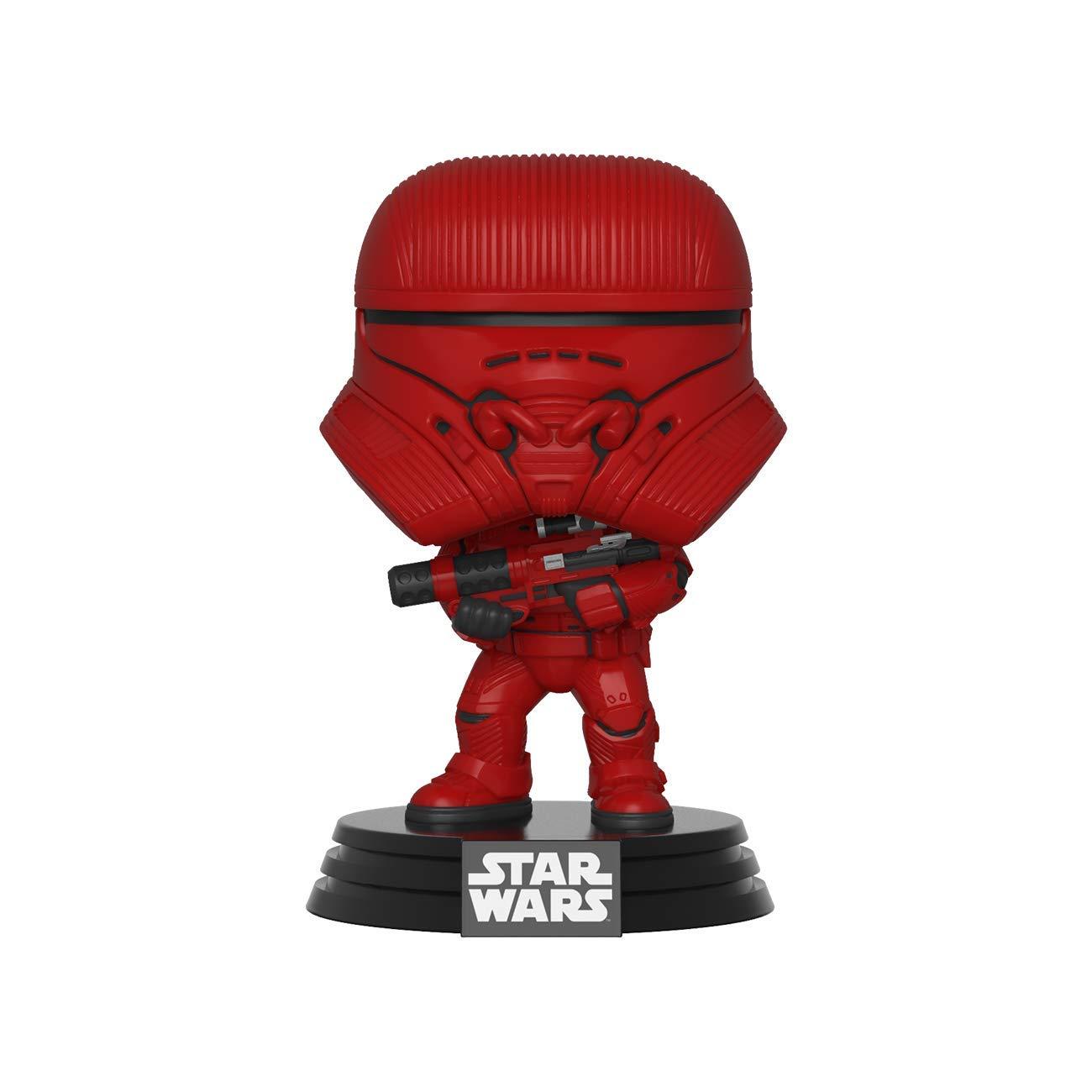 Vinyl First Order Jet Trooper Episode IX Rise of Skywalker Po POP Star Wars