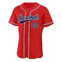 Men's Mesh Button Down Baseball Jersey Womens Kids Tee Short Sleeve Softball Jersey Active Shirts Hip Hop
