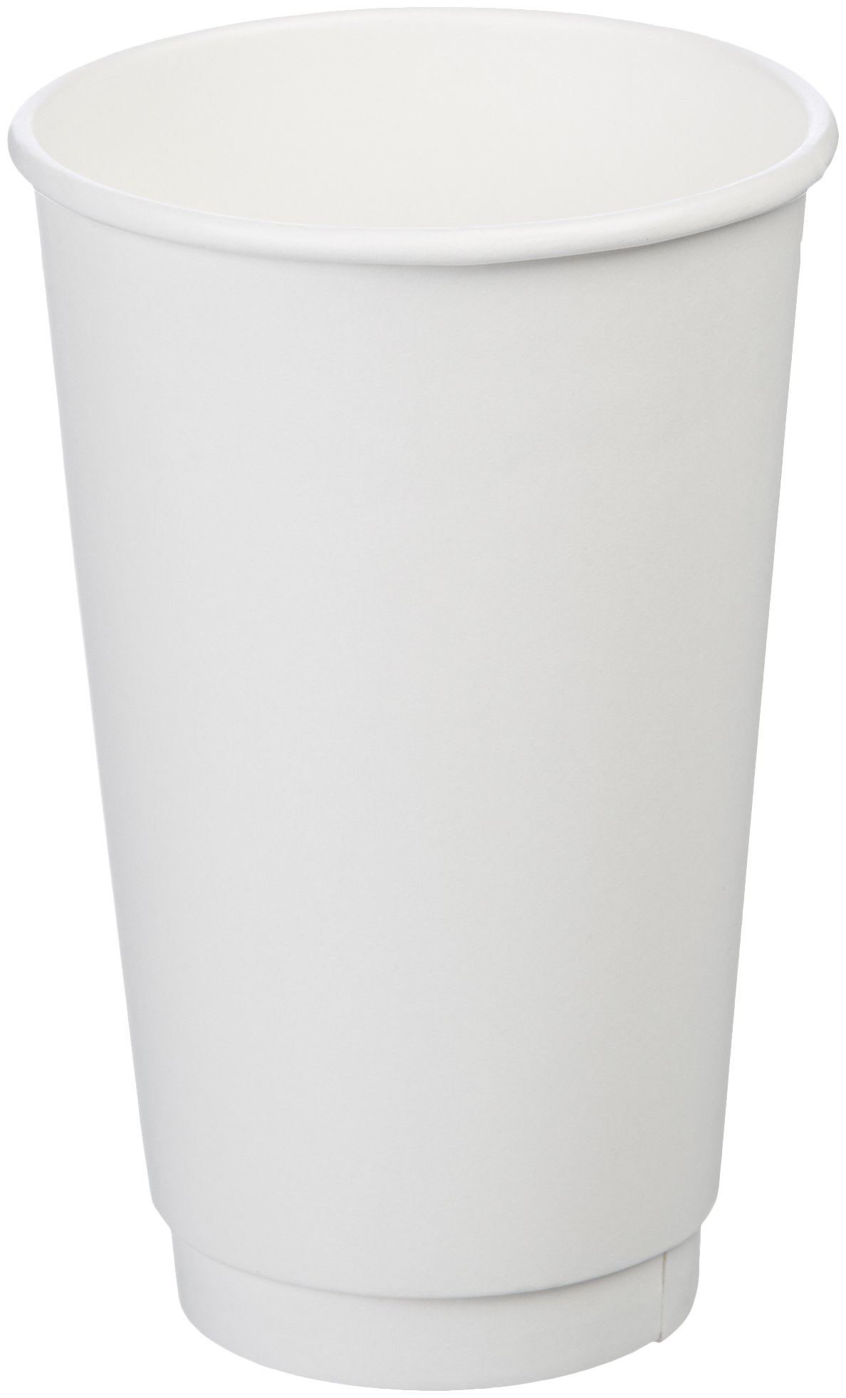 AmazonBasics Insulated Paper Cup, 16 oz, 500-Count