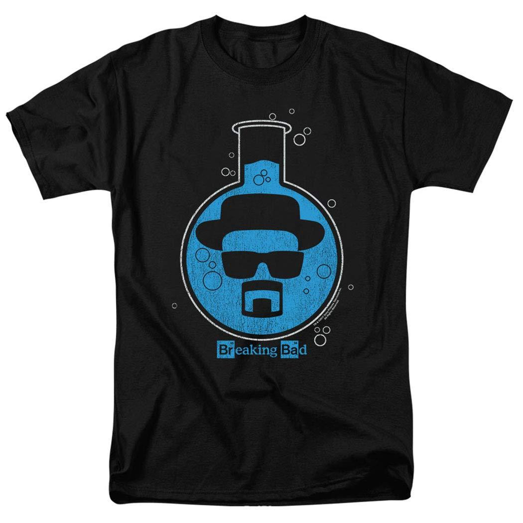 Popfunk Breaking Bad Beaker T Shirt & Stickers (XXX-Large)