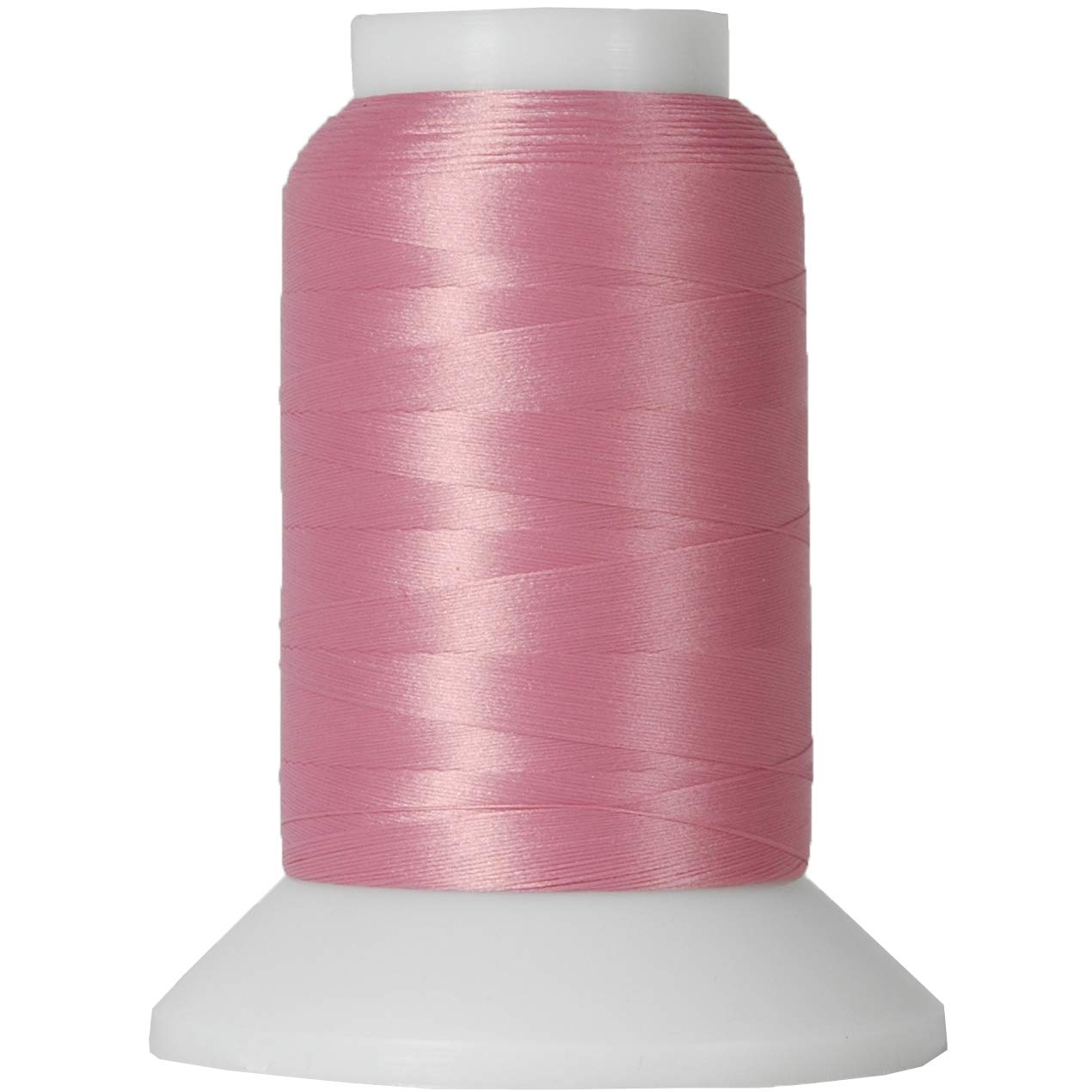 Threadart Wooly Nylon Thread - 1000m Spools - Color 9112 - DUSTY ROSE - Serger Sewing Stretchy Thread - 50 Colors Available