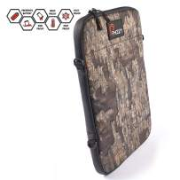 """PHOOZY iPad Thermal Case - Prevents Overheating, Extends Battery Life in The Cold, Drop & Water Protection, Fits iPad 9.7, iPad Air, iPad 10.5, iPad Pro 11 and Other Tablets up to 11"""" [Realtree Timber"""