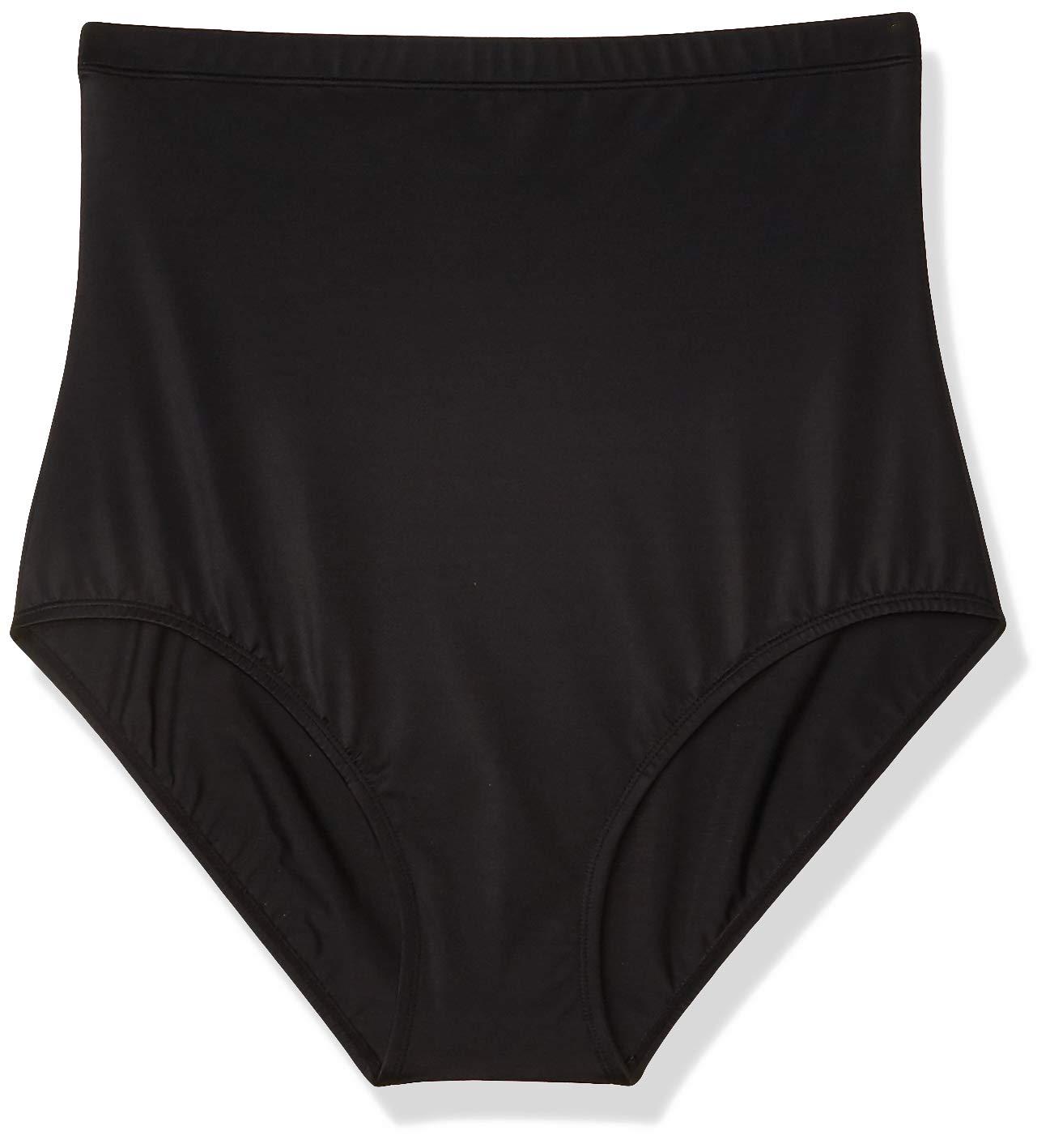 Amazon Brand - Coastal Blue Women's Control Swimwear Bikini Bottom