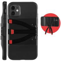 JOBY Standpoint Smartphone Case for iPhone 11 - Protective, Built-in Aluminium Tripod Legs, Wireless Charging, for Selfies, Photo,Video, Vlogging, Live Streaming