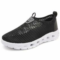 HOBIBEAR Boys Girls Quick Dry Water Shoes Lightweight Slip-on Sneakers for Beach Swiming Running