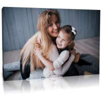 Custom Canvas Prints with Your Photos for Kids Aging, Personalized Canvas Pictures for Wall to Print Framed 36 x 24 inch
