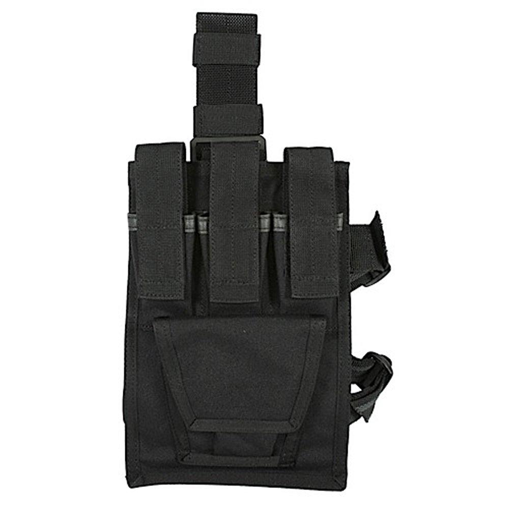 BLACKHAWK Omega Elite Triple Pistol/Double Cuff Pouch