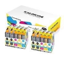 Kaloking Compatible Ink Cartridges Replacement for Brother LC103 LC103XL LC 103 LC 103XL for Mfc J450dw J470dw J475dw J4610dw J4710dw J6520dw J6720dw J6920dw J4310dw J4410dw J4510dw J650dw J870dw 10P