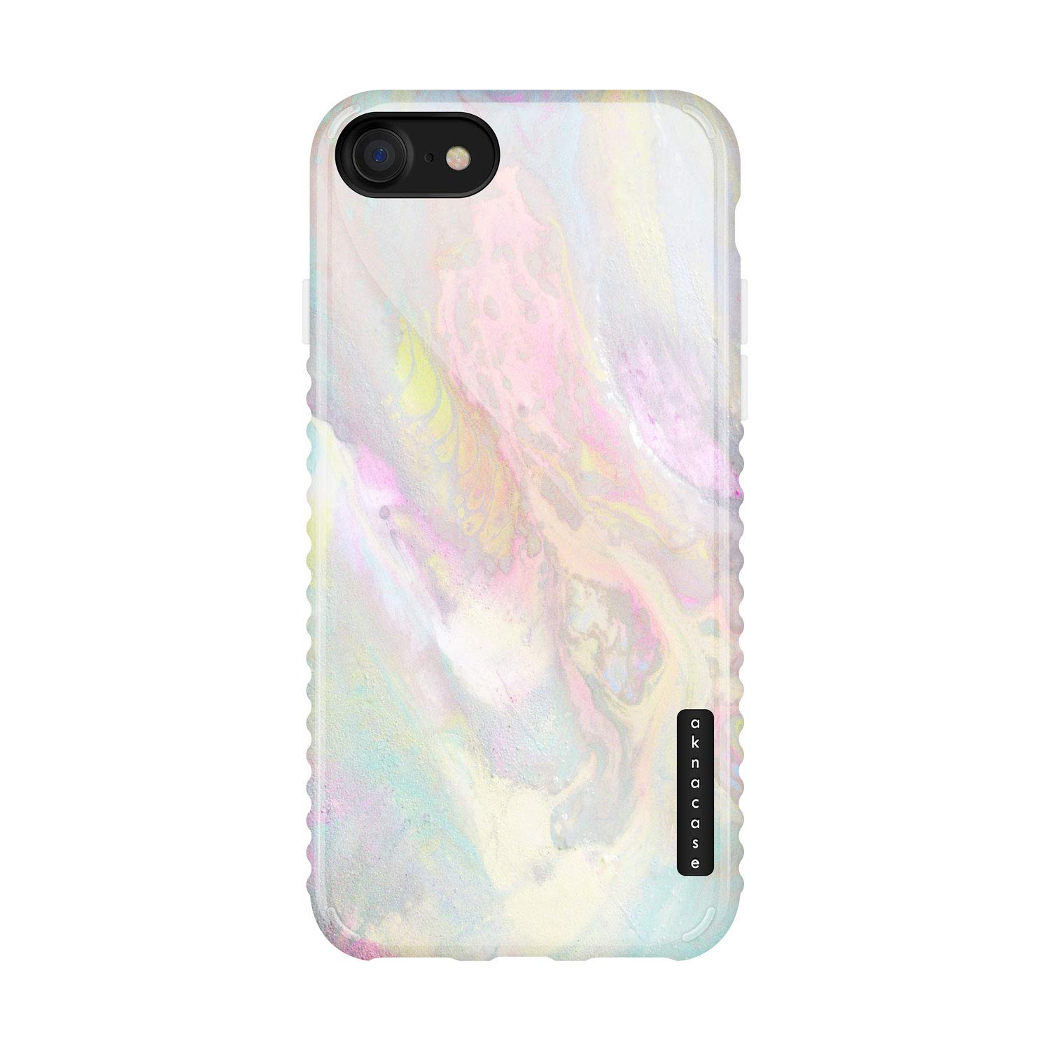 iPhone 8 & iPhone 7 & iPhone SE [2020 Released] case Watercolor, Akna Collection Flexible Silicon Cover for iPhone 8 & iPhone 7 & iPhone SE [2020 Released] (830-U.S)