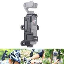 ULANZI OP-7 OSMO Pocket Tripod Mount OSMO Pocket Cage w Cold Shoe Mount for Vlogging, Microphone, 3 Gopro Interface for DJI OSMO Pocket Vlogging Accessory