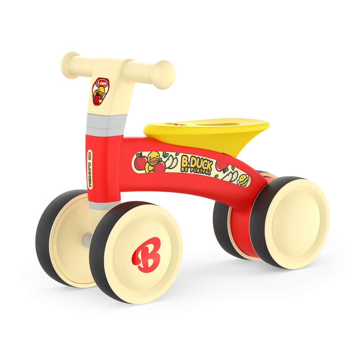 MINI Baby Balance Bike for 1 Year Old/'s Riding Toys for 10-24 Months Toddler