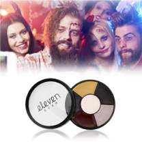 ELEVEN EVER Professional Face Body Paint Oil 6 Colors Painting Art Party Fancy Make Up Set,#2