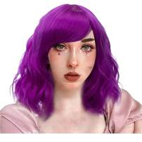 Probeauty Sweety Collection Lolita 40CM Short Curly Women Lolita Anime Cosplay Wig + Wig Cap