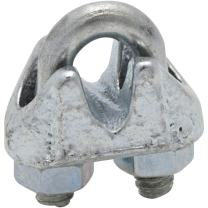 National Hardware N248-278 3230BC Wire Cable Clamp in Zinc plated