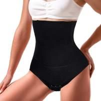Larry&Marry Women Body Shaper High Waist Butt Lifter Tummy Control Panty Slim Waist Trainer