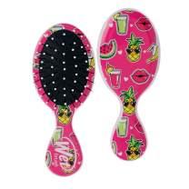 Wet Brush Hair Brush Mini Detangler Brush - Exclusive Ultra-soft IntelliFlex Bristles -Protects Against Split Ends And Breakage - For Women, Men, Wet And Dry Hair