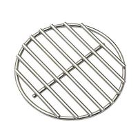 onlyfire Stainless Steel High Heat Charcoal Fire Grate for Medium Big Green Egg Grill, 6.7-Inch
