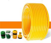 BOLOMI Garden Hose 17 ft Lightweight, Drinking Water Safe Leak Proof,and for Mobility and Storage Watering, Car Pet Showering Pipes