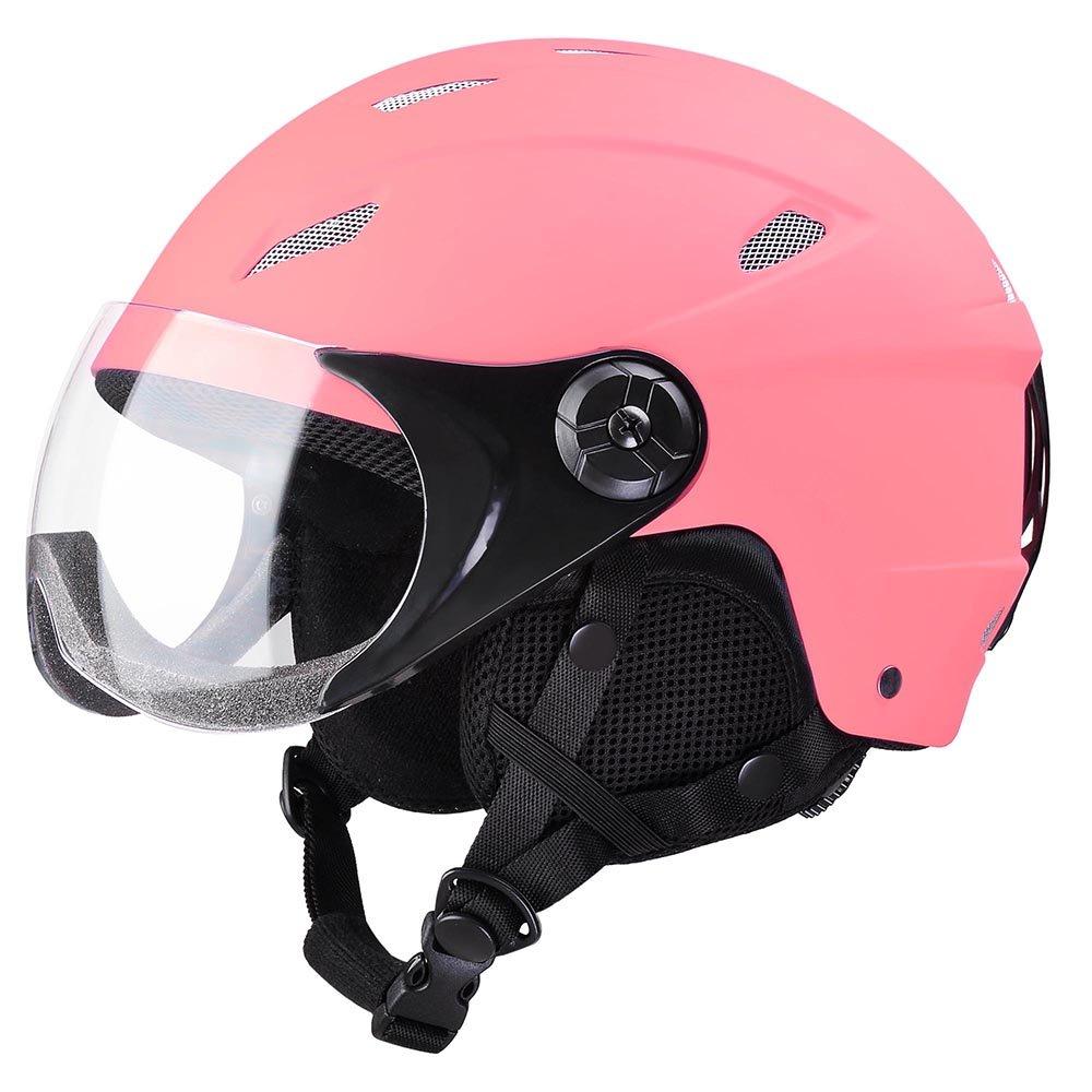 AHR Adult Snow Sports Helmet ATSM Certified Ski Skateboard Helmet XL