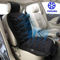 Big Ant Cooling Seat Cushion,12V Car Cool Seat Cover Universal Seat Cooling Pad Ventilate Air Flow with Holes Auto Cooling Cushion for Driver Seat,Home, Office Chair Keep Cool in Hot Summer