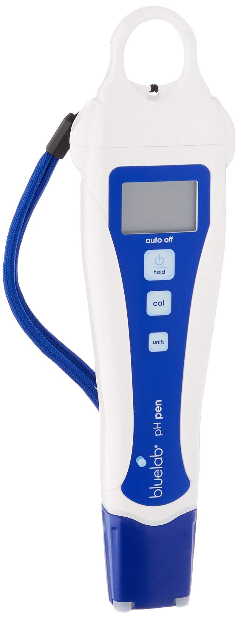 Bluelab PENPH pH Pen Fully Waterproof Pocket Tester, Easy Calibration, Double Junction Probe for Improved Accuracy and Durability